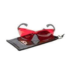 Лазерные очки для усиления видимости лазерного луча ADA VISOR RED laser glasses (Фото 4)