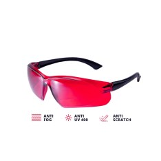 Laser glasses ADA VISOR RED