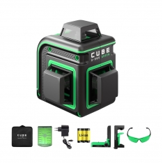 Line laser ADA CUBE 3-360 GREEN HOME EDITION