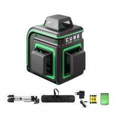 Line laser ADA CUBE 3-360 GREEN PROFESSIONAL EDITION