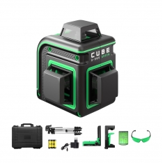 Line laser ADA CUBE 3-360 GREEN ULTIMATE EDITION